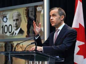 加拿大央行降息 股市结束五日连涨