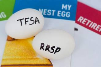 加拿大TFSA账户和RRSP账户:投资时如何选择?
